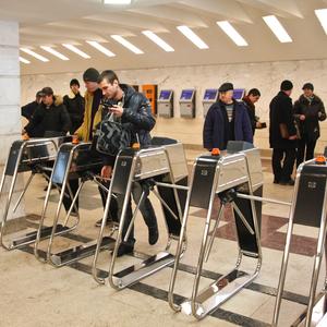 В Киеве объединят системы оплаты проезда на городском транспорте