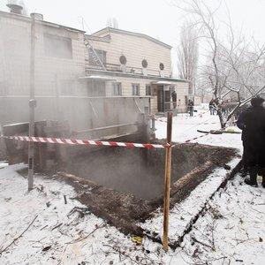 У Києві аварії на тепломережах: без опалення 775 житлових будинки