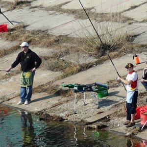 Китаец получил в Украине патент на леску для рыбалки