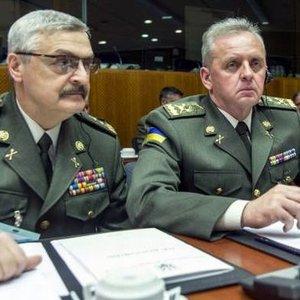 Муженко: НАТО и ЕС предложили нестандартные подходы к борьбе с РФ
