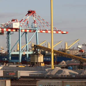 НАБУ проводит обыски в порту Южный