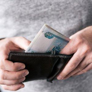 Долги по зарплатам в РФ за месяц выросли на полмиллиарда рублей