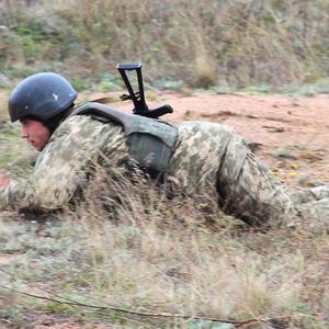 Украина тратит на оборону 6% ВВП