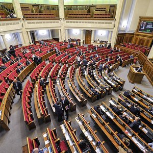 Рада не стала розглядати законопроект Зеленського про імпічмент