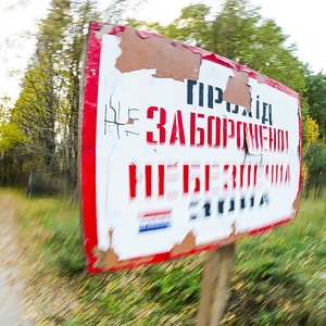 50 км до Чернобыля. В Киевской области загорелся лес – видео