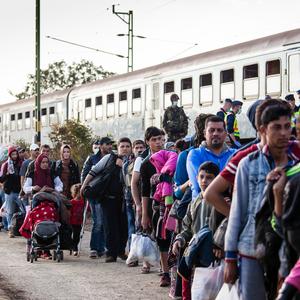 В 2017-м ЕС приютил на четверть меньше беженцев, чем годом ранее