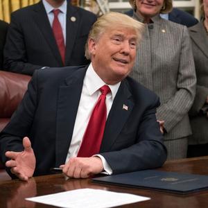 Трамп пригрозил Демократической партии ответным судебным иском