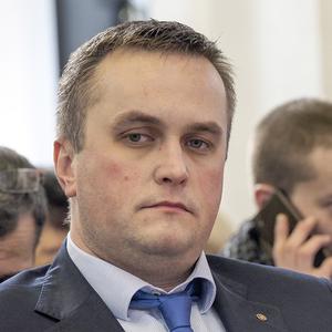 Призначено засідання суду про спробу підкупу Холодницького