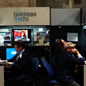 Goldman Sachs оштрафовали на $110 млн
