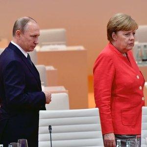 Меркель про зустріч з Путіним: Не варто очікувати результатів