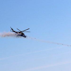 Украина может начать производство боевых вертолетов