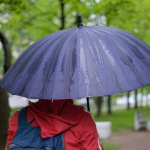 Завтра в Украине ожидается облачность, местами - дожди: карта