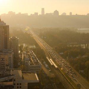 Грязный воздух в Киеве продержится еще три дня