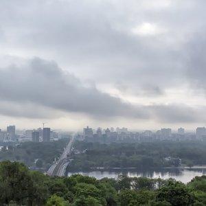 В Украине снова дожди и грозы: Киев может подтопить