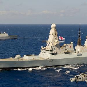 Всі великі бойові кораблі ЄС на одній картинці: інфографіка