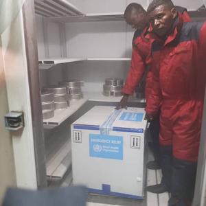 В Конго привезли первую партию вакцины от лихорадки Эбола