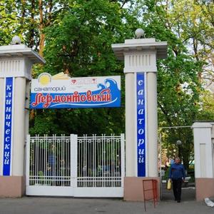 Санаторий Лермонтовский в Одессе хотят передать военным