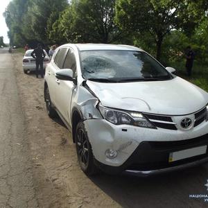 В Чернигове брат депутата Радикальной партии сбил ребенка