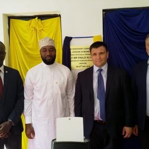 В Кении открылось Почетное консульство Украины