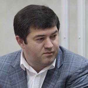 Насіров написав листа Холодницькому: просить закрити його справу