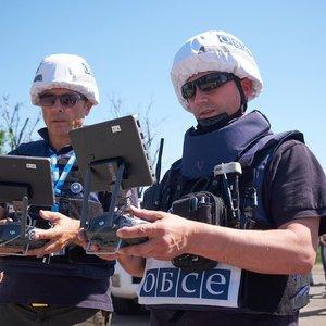 ОБСЕ сообщила, что происходит между Светлодарском и Дебальцево