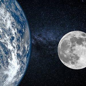 Ученые выяснили, как количество часов в сутках зависит от Луны