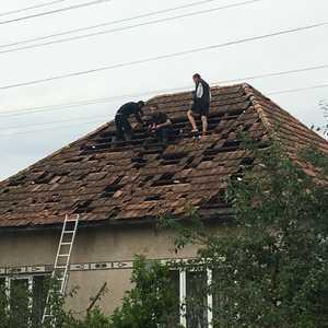 Ураган на Закарпатті залишив без світла і зв'язку близько 40 сіл