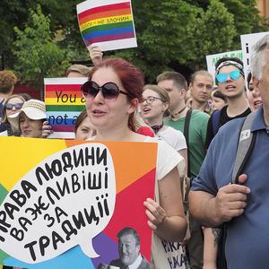 """Раде предлагают сажать за """"пропаганду однополых отношений"""""""