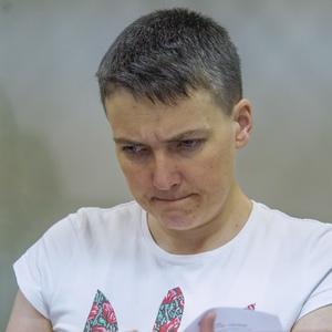 Савченко останется в СИЗО на два месяца: она заявила о голодовке