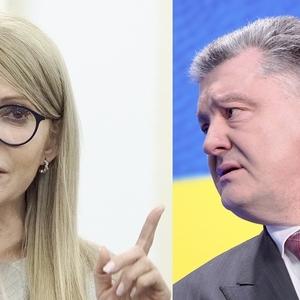 Битва за миллион. Как Тимошенко и Порошенко используют Facebook