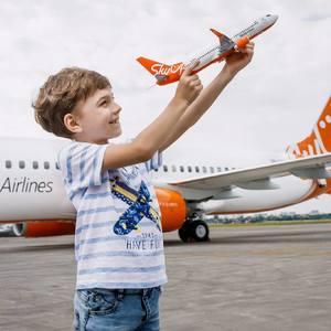 Родители смогут поручать стюардам сопровождение детей в самолете