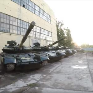 Танки, которые сняли блогеры, никто не охранял - Укроборонпром