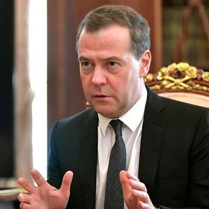 """Вступ Грузії в НАТО: Медведєв погрожує """"страшним конфліктом"""""""