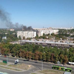 Слышало полгорода: в Харькове прогремел взрыв в многоэтажке
