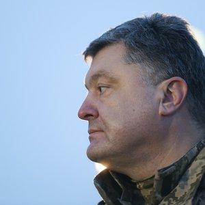 Порошенко хоче законодавчо заборонити флоту РФ бути в Криму