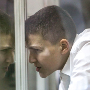 Савченко залишиться в СІЗО до 30 жовтня