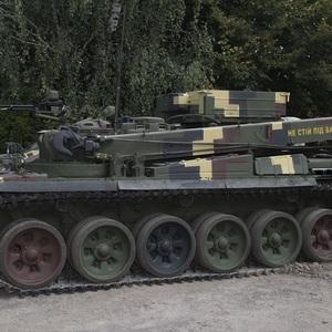 """Во Львове для танковых частей создали бронемашину """"Лев"""": фото"""