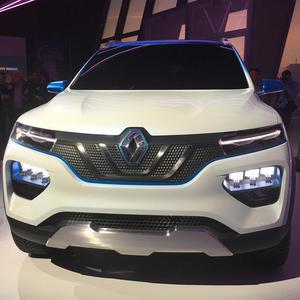 Renault представила бюджетный электромобиль: видео