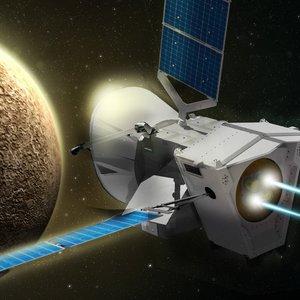 Космический зонд BepiColombo летит к Меркурию: трансляция старта
