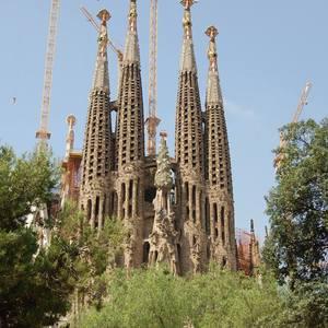 Саграда Фамилия выплатит мэрии Барселоны $41 млн
