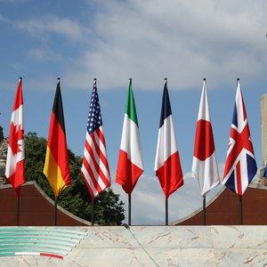 Большая семерка приветствует новую программу Украины и МВФ