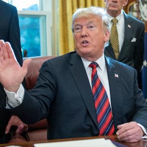 Трамп о своем экс-адвокате: Я не просил его нарушать закон