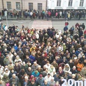 У Тернополі через протести знизили ціни на проїзд в транспорті