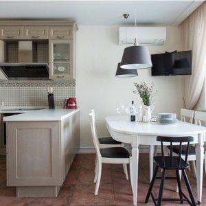 Как совместить кухню и столовую: чек-лист