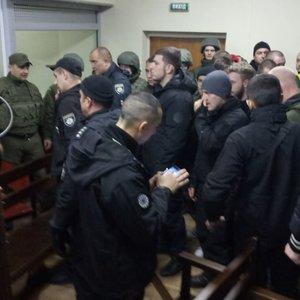 В суде по делу об убийстве Сергиенко произошли беспорядки: видео