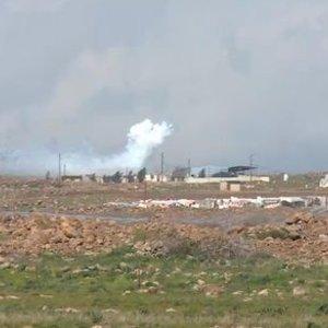 Израильские танки атаковали посты ХАМАС