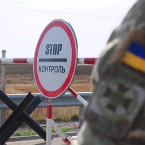 Пограничники показали очереди на админгранице с Крымом: видео