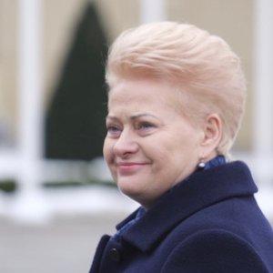 Президент Литвы в финальной речи предупредила о диалоге с врагами
