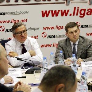 Круглый стол на тему: Реформирование энергетического сектора Киева