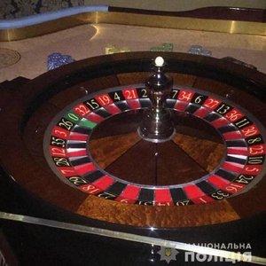 В Киеве полиция накрыла элитное подпольное казино: фото, видео